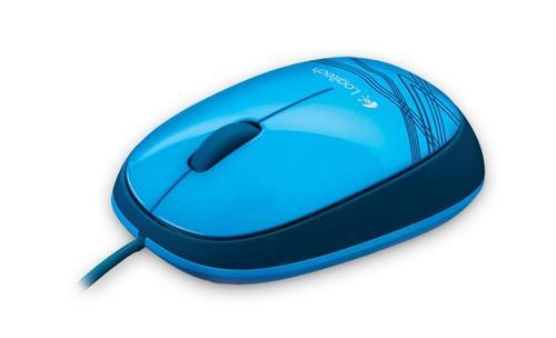 Logitech M105 Mysz optyczna USB 910-003105 Blue