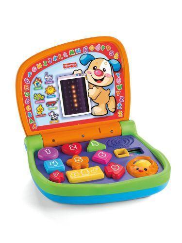 Gadający Laptop Dwujęzyczny