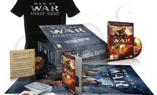 1C Company Men of War: Oddział Szturmowy - Edycja Kolekcjonerska
