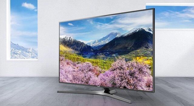 Samsung UE55MU6402 z dobrymi kolorami
