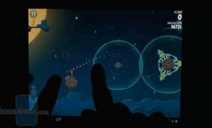 Angry Birds Space - prezentacja gry