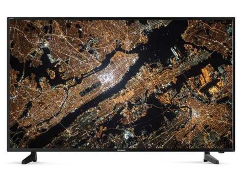 pomysł na prezent dla babci - telewizor Sharp LC-40FG3242