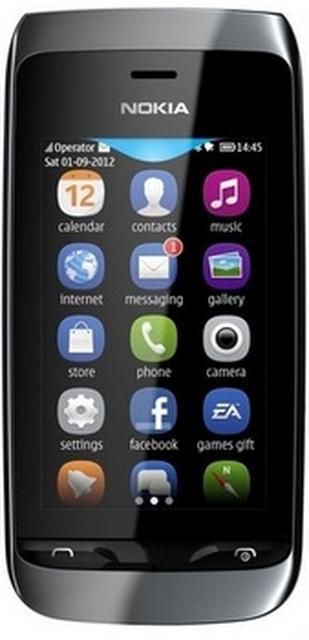 Nokia Asha 309 - funkcjonalny telefon w przystępnej cenie