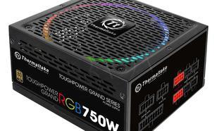 Thermaltake Toughpower DPS G RGB 750W Modular (80+ Gold, 4xPEG, 140mm)