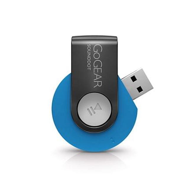 Uprawiaj sport, baw się i wypoczywaj - poznaj wygodę korzystania z MP3 GoGEAR Sounddot marki Philips