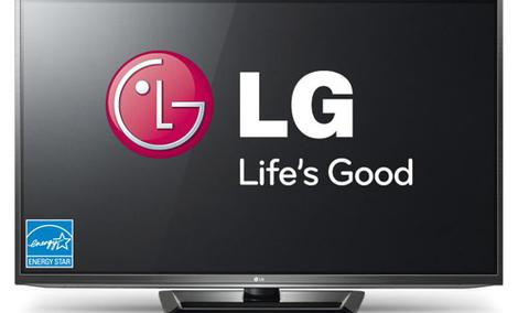 LG 50PA6500 - 50-calowy telewizor plazmowy