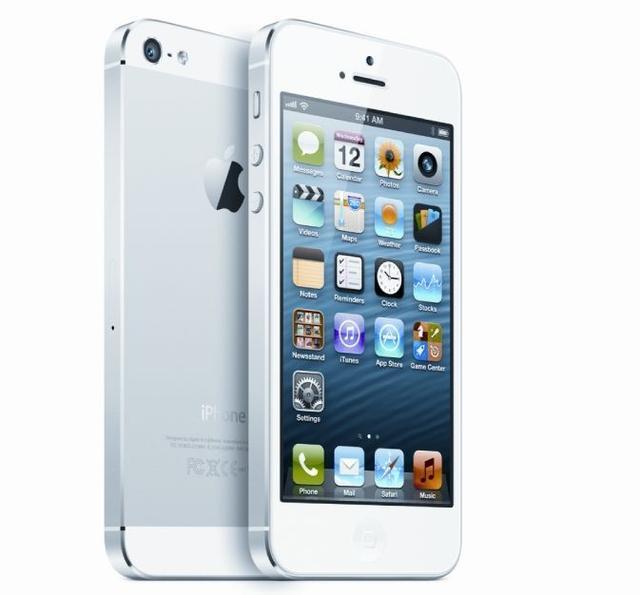 Apple iPhone 5 oficjalnie zaprezentowany