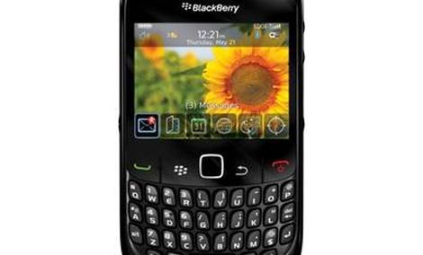 BlackBerry Curve 8520 - unboxing