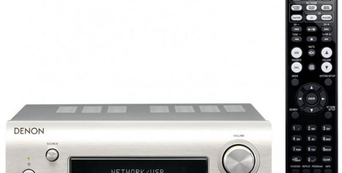 Nowy sieciowy mini system Denon D-F109 oferuje niewiarygodne brzmienie