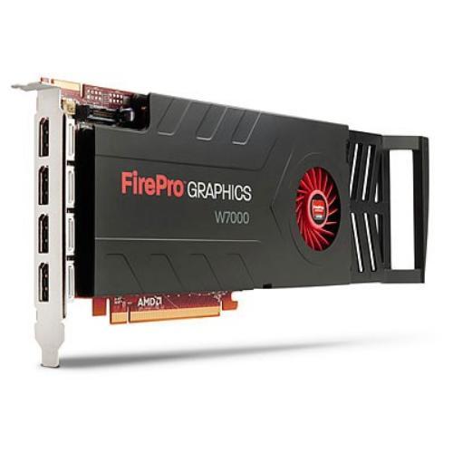 HP AMD FirePro W7000 4G Graphics C2K00AA