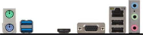 MSI H110M PRO-VH PLUS, H110, SATA3, DDR4, USB3.1 gen.1, uATX