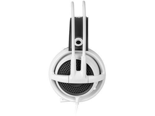 SteelSeries Słuchawki z mikrofonem SIBERIA V3 WHITE