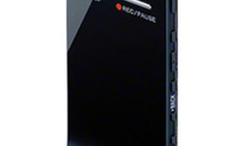 ICD-TX50 - Najsmuklejszy dyktafon Sony