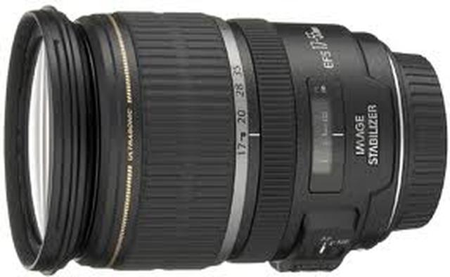 Canon 17 55mm f/2.8 EFS