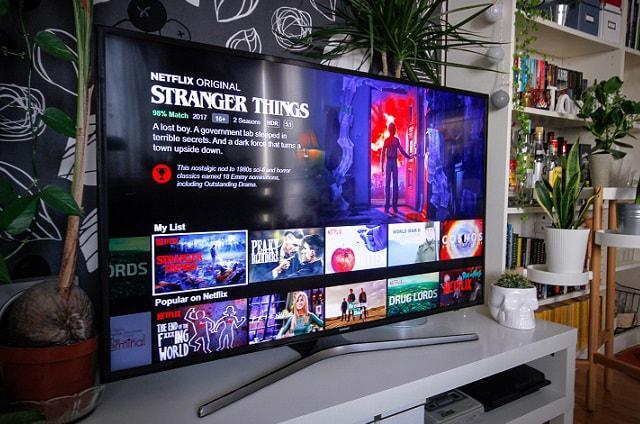 50-calowy telewizor 4K
