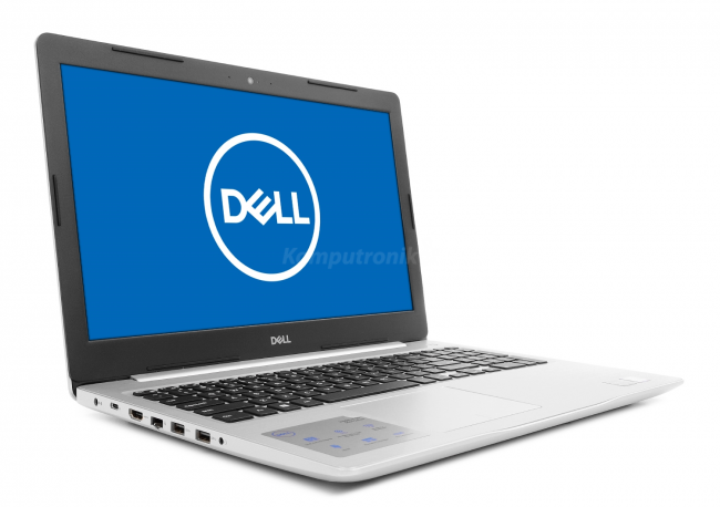 DELL Inspiron 15 5570-6691 - srebrny - 500GB M.2 + 1TB HDD