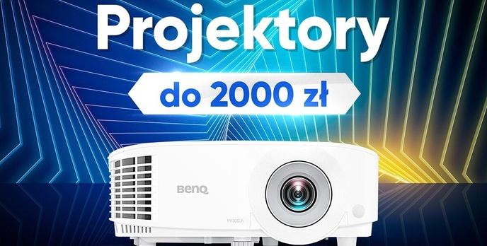 Jaki projektor do 2000 złotych? |TOP 7|