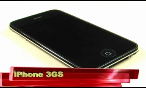 Apple iPhone 3GS [TEST]