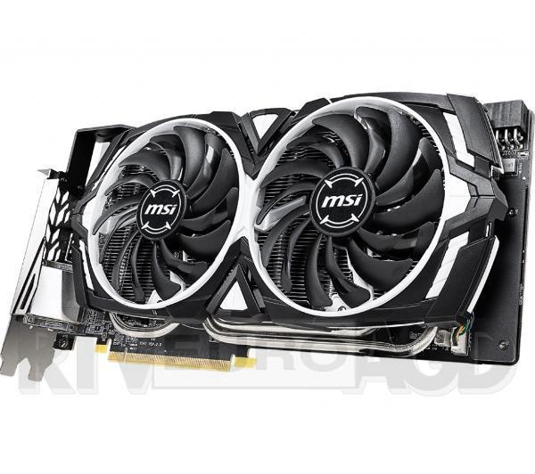 MSI Radeon RX 590 ARMOR 8GB OC, 8GB GDDR5 (RX 590 ARMOR 8G)