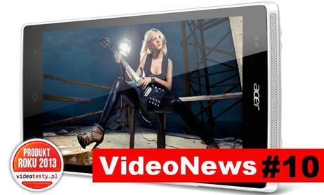 VideoNews #10 - Produkt Roku 2013, najczęściej ściągane Filmy w 2013, smartfony Lenovo