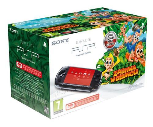 Konsola PSP 3004 Czarna