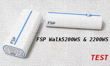 FSP Walk5200WS oraz Walk220WS test Power Banków