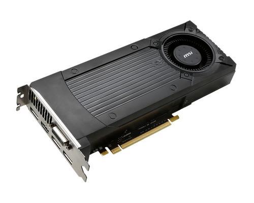 MSI GeForce CUDA GTX 960 2GD5