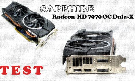 Sapphire Radeon HD 7970 Dual-X - Test Karty Graficznej