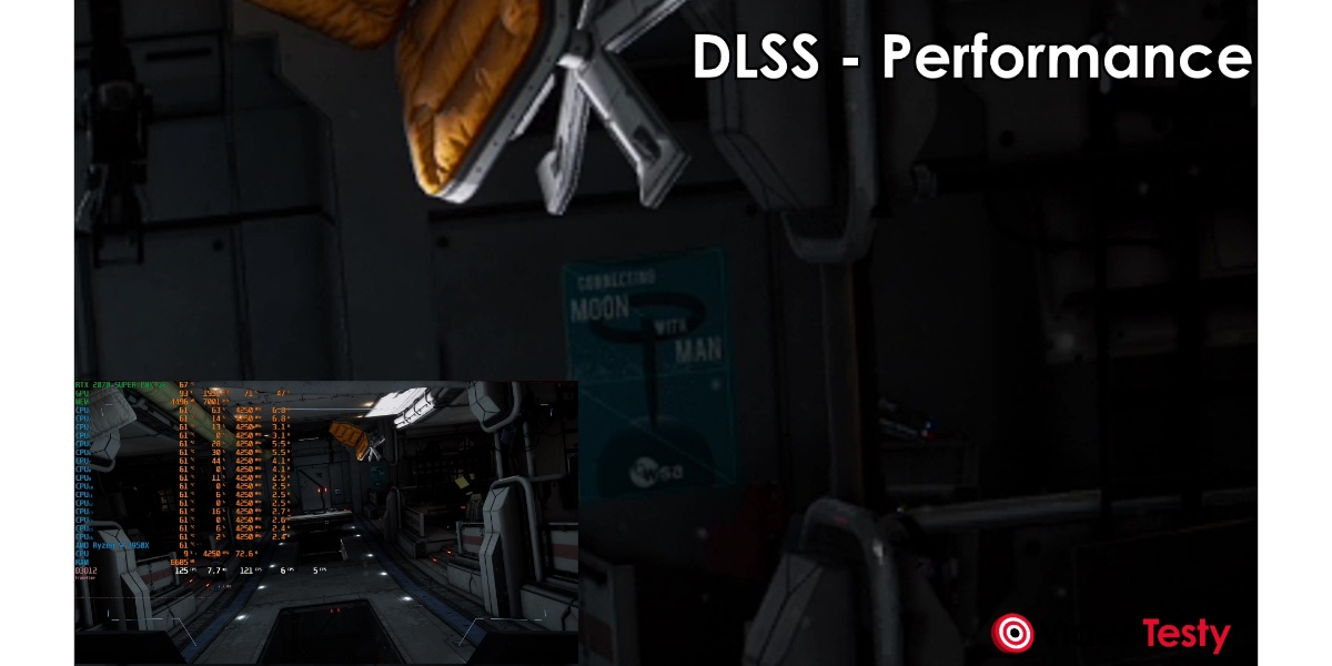 DLSS 2.0 Performance - Deliver Us The Moon