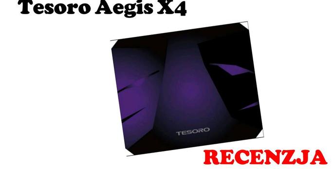 Tesoro Aegis X4 [RECENZJA]