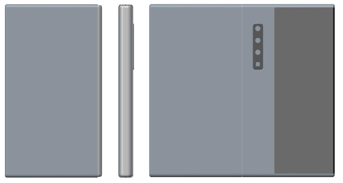 Koncept od Huawei zakłada obecność 4 aparatów z tyłu