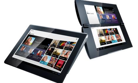 Tablet Sony - S1 i S2