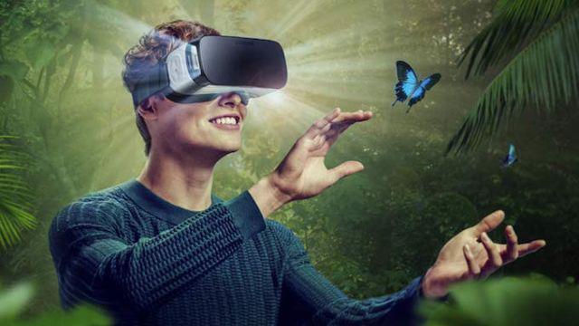 Bądź częścią filmu lub gry - podróż po świecie w 3D dzięki goglom VR