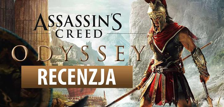 Recenzja Assassin's Creed Odyssey - Greckie Wakacje