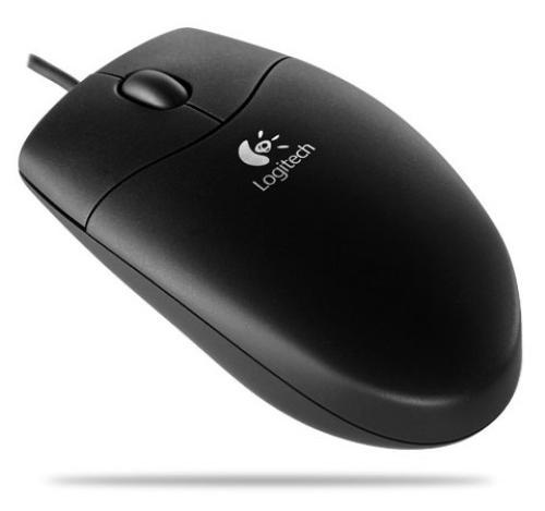 Logitech Value Optical Mouse