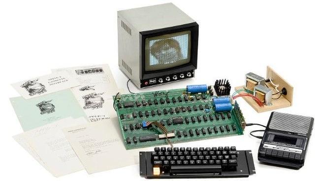 Pierwszy komputer Steve'a Jobsa - jak myślisz, ile teraz wart?