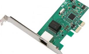 i-tec PCI-E Gigabit Ethernet Card 1000/100/10 MBps Regular and Low