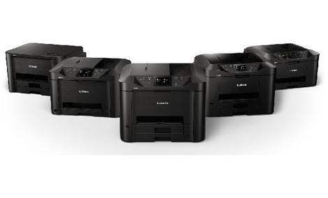 Drukarki Canon MAXIFY - Najnowsza Seria Wielofunkcyjnych Urządzeń