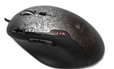Logitech G500 - Mysz dla graczy [TEST]