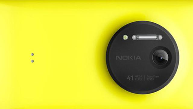 Nokia Lumia 1020 fot5