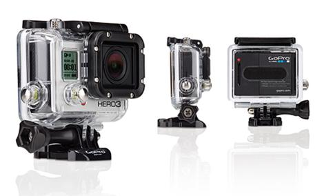 GoPro HERO 3 Black Edition - kamera