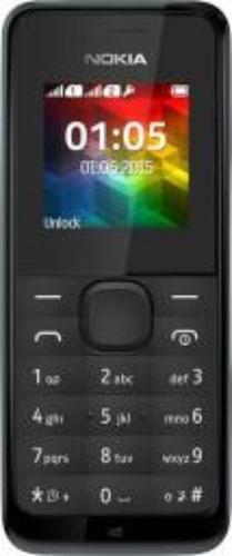 Nokia 105 Czarny (A00026046)