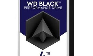 Western Digital Black 4TB 3,5 256MB WD4005FZBX