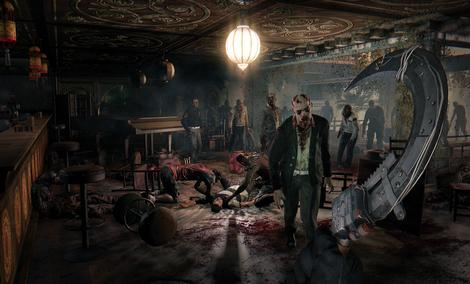 Dying Light: Premiera Dodatków Oraz Pokaz Technik W Trybie Be The Zombie