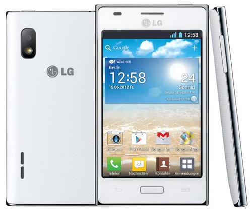 LG L5 (E610) WHITE