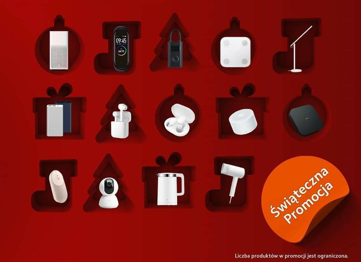Produktów w promocji od Xiaomi będzie 1400