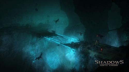 CD Projekt Red Shadow Heretic Kingdoms PC (napisy PL)