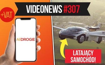 Koniec zakupów bez VAT-u, latający samochód, dopłata do elektrycznych aut - VideoNews #307