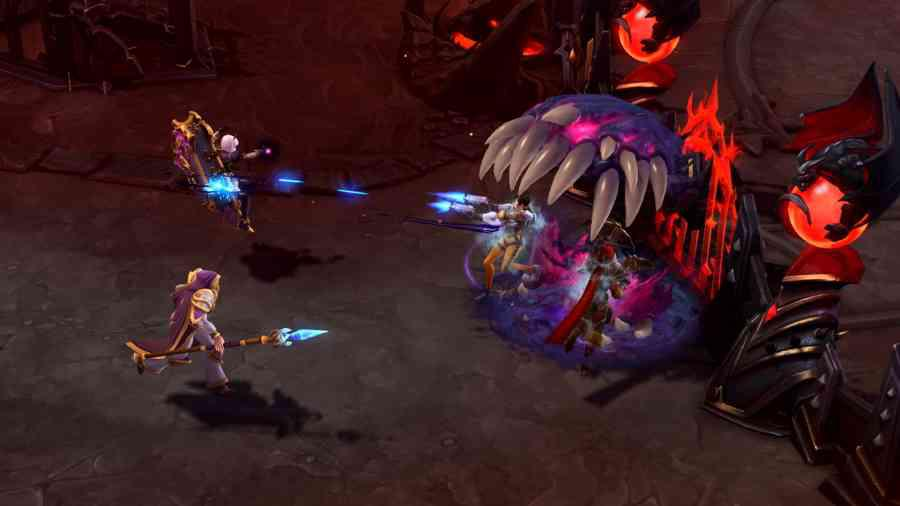 Heroes of the Storm Orfea