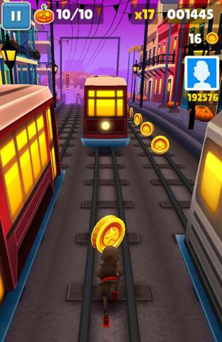 Subway Surfers fot3